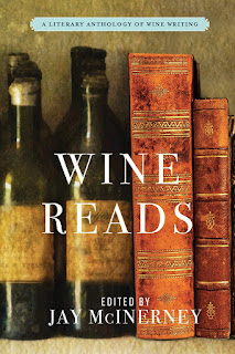 Review of Wine Reads by Jay McInerney