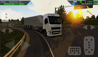 Download game heavy truck simulator android