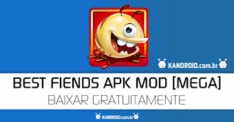 Best Fiends – Puzzle Adventure v5.7.0 5.5.0 APK Mod [Mega]