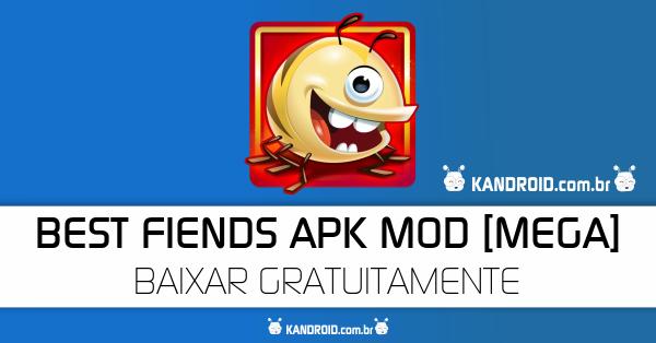 Best Fiends – Puzzle Adventure v5.7.0 5.5.0 APK Mod [Mega]