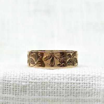 Ppi Insde Gold Ring