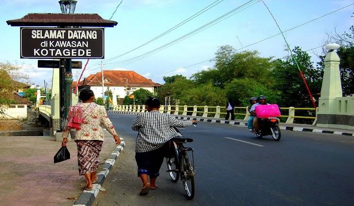 Tempat Wisata Murah di Kotagede Yogyakarta yang Menyenangkan
