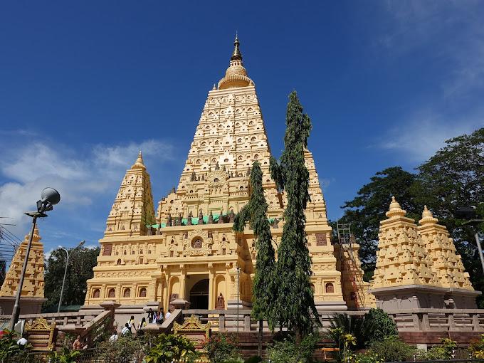 Kyaik Paw Law Pagoda