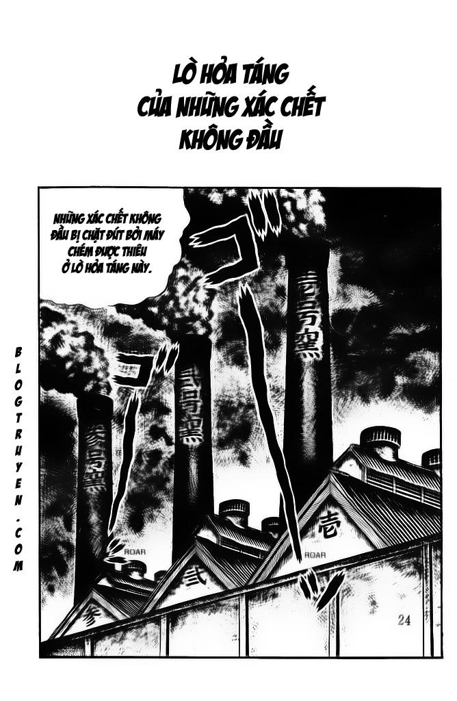 Panorama Of Hell chap 1 trang 25