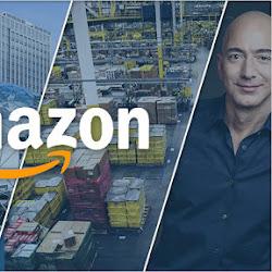 Компания Амазон: история становления известного бренда