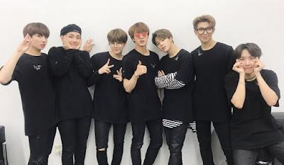 Lirik Lagu DIMPLE - BTS (방탄소년단)