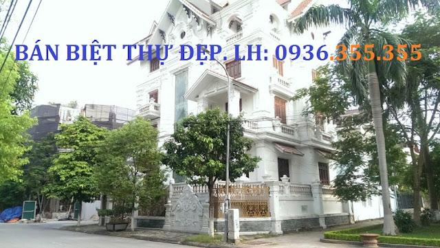 Bán biệt thự Hoàng Quốc Việt