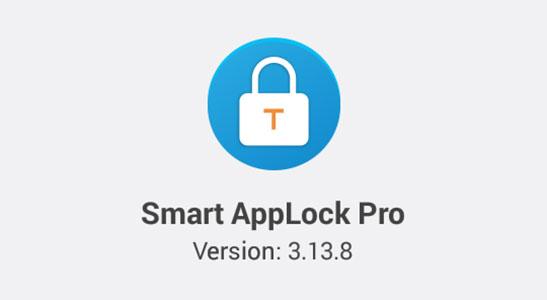 Smart AppLock Pro 2 v3.13.8 Apk