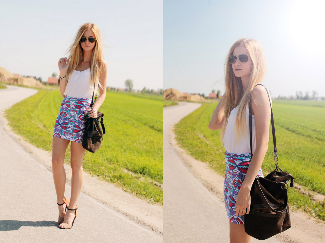 WHAT WHEN 2 WEAR: BLOGGER PAULA JAGODZINSKA From Beauty