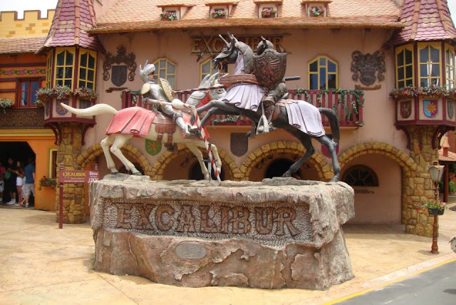 Excalibur - Beto Carrero World