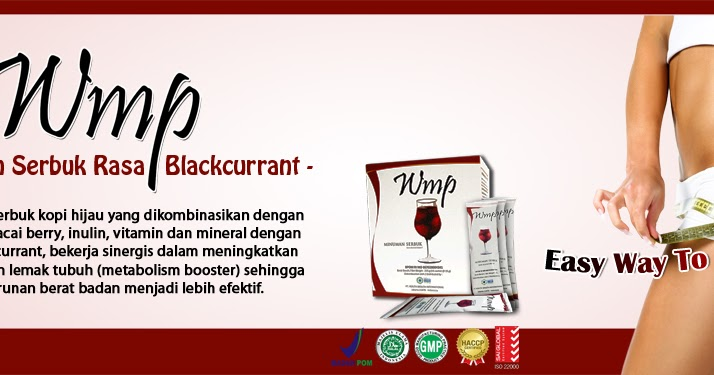 WMP SLIM JUICE - FOR DIET SEHAT