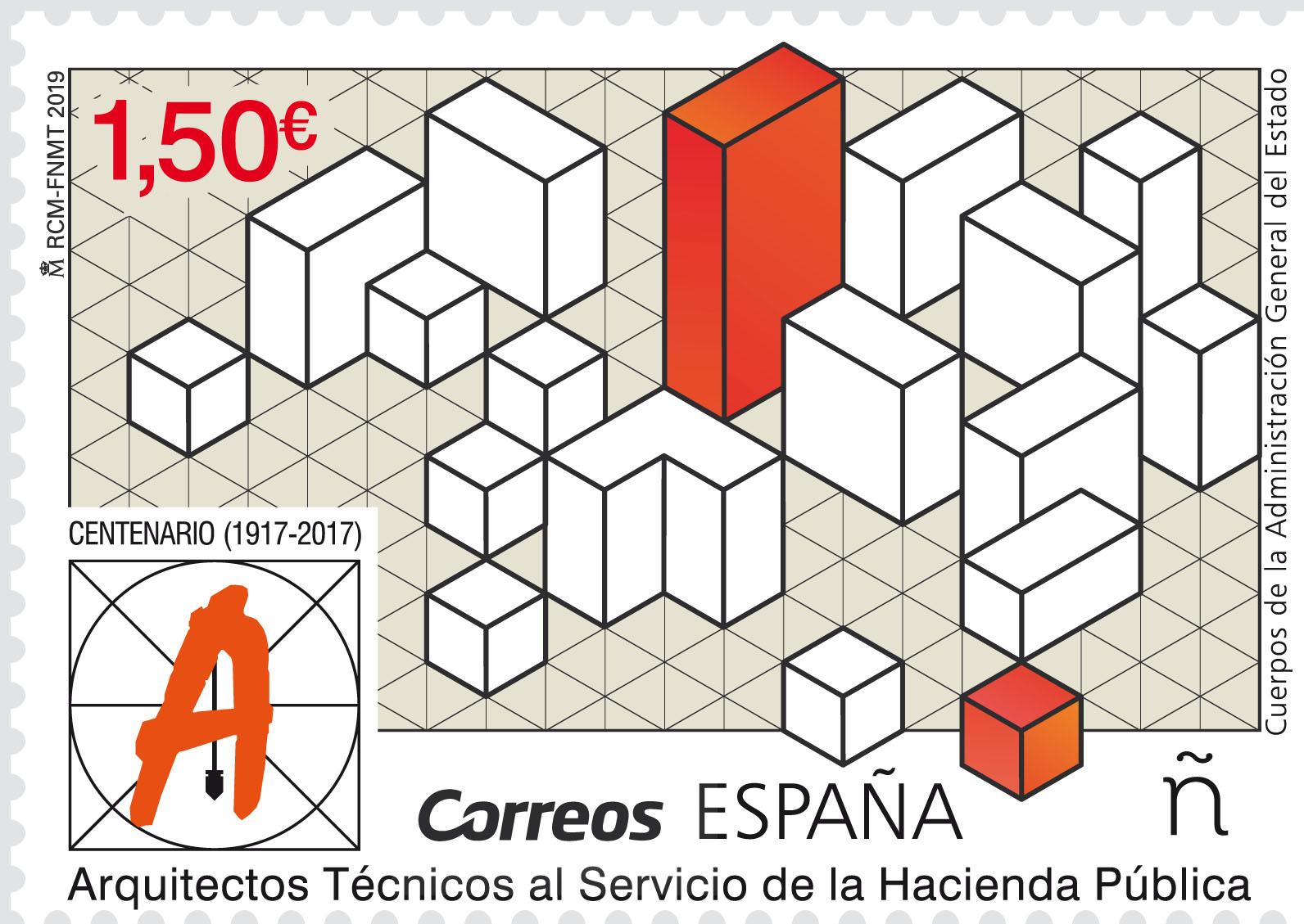 Cuerpo Arquitectos Técnicos Hacienda Pública