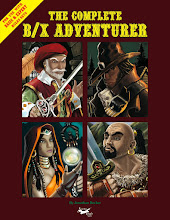 The Complete B/X Adventurer