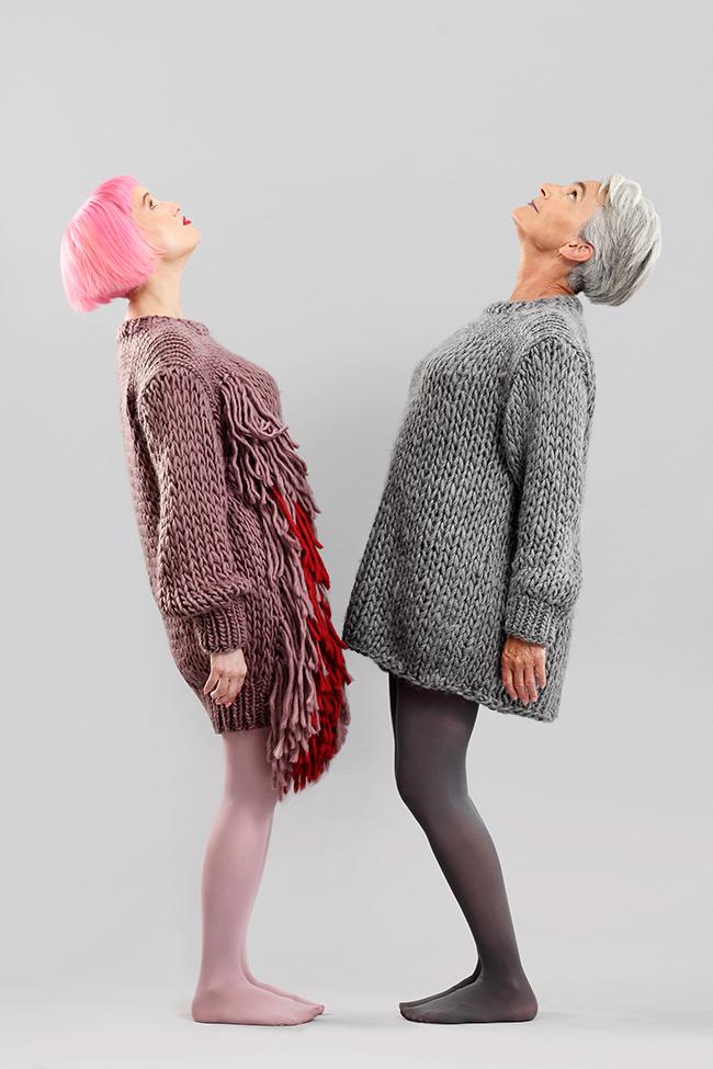 Beatriz Wuersch, knit wear, Yaya