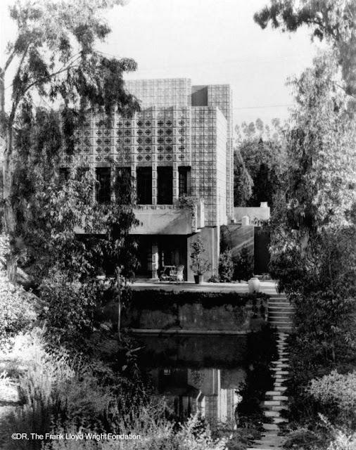 Residencia La Miniatura - Millard House en Pasadena, California