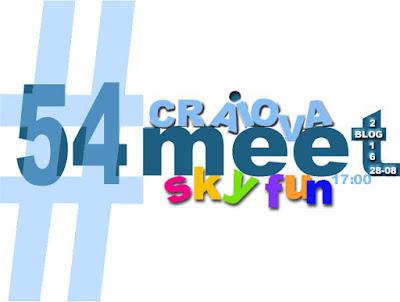 A fost Craiova Blog Meet #54 la Sky Fun