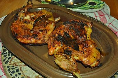 ricetta pollo alla diavola