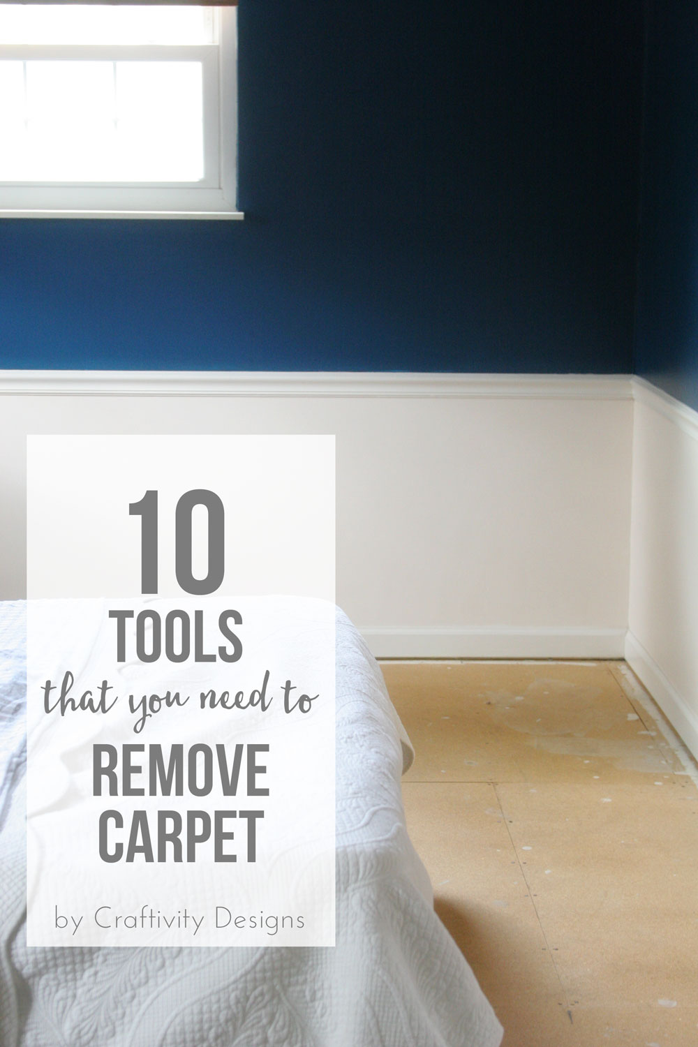 The 10 Tools Needed To Remove That Nasty Old Carpet Craftivity