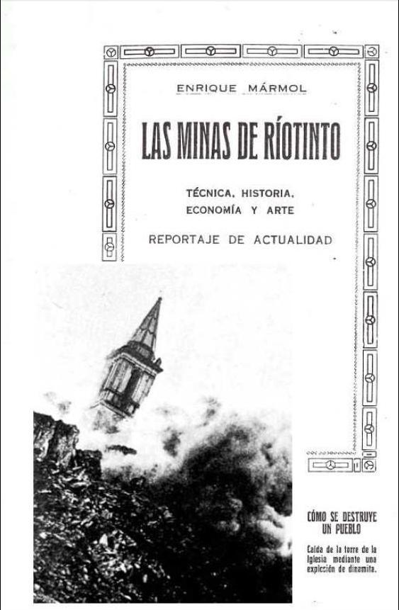 LA FACTORIA: [DOC] Las Minas de Riotinto. Técnica