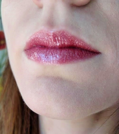 NYX cosmic metals lip cream crystalized metal