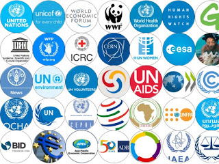 United Nations, Their Specialized Agencies and Principal Organs