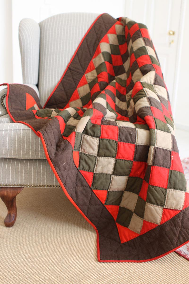 Antique Amish Woolen Quilt | Quilting Stories : woolen quilt - Adamdwight.com
