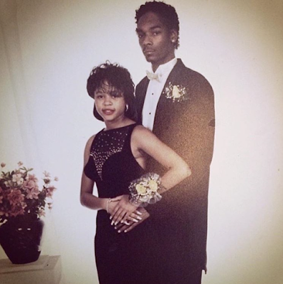 Snoop Dogg celebrates 19th wedding anniversary with a throwback photo with his wife