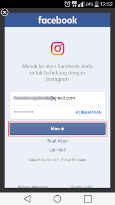 Cara Bikin Akun Instagram
