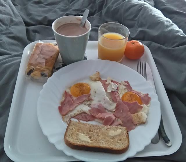 petit déjeunr, bullelodie