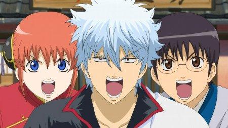 Manga Gintama Masuki Final Arc / Chapter di Tahun 2016