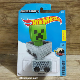 HOT WHEELS MINECRAFT HW RIDE-ONS 70/250