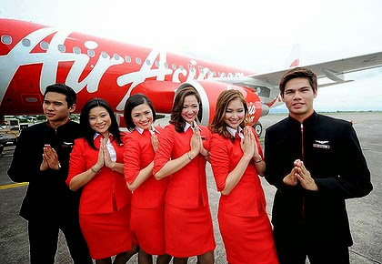 Air Asia Airlines - The Low Cost Airlines in Asia