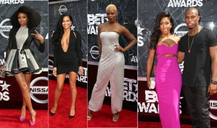 TOLAH: {PICS} 2015 BET AWARDS