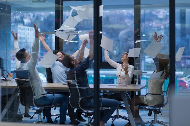 紙とはおさらばして電子化しているチーム