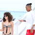 Photos From Tekno's Music Video Shoot Featuring Ladies In Bikini