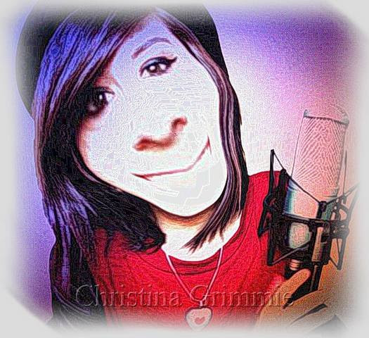 Christina Grimmie Caricture