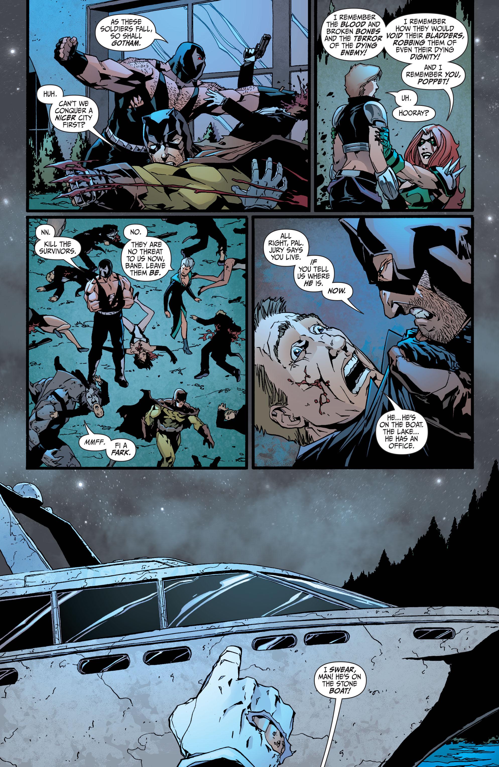 Read online Secret Six (2008) comic -  Issue #35 - 17