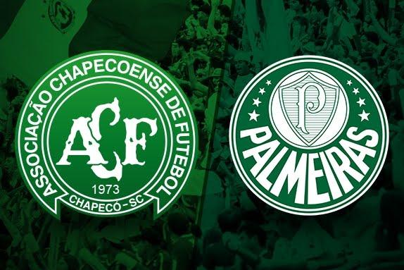 Palmeiras irá utilizar uniforme completo do Chapecoense na última partida do Campeonato Brasileiro