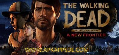 Download The Walking Dead A New Frontier PC Game Full Version 2017