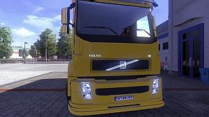 VOLVO VM V8 truck