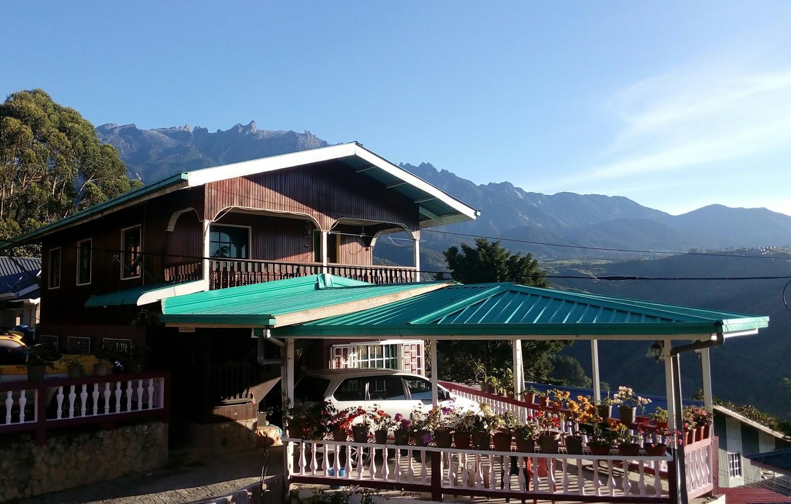 Almeera Homestay Kundasang Sabah