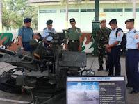 Nih Meriam Buatan Cina yang Memakan Korban Anggota TNI AD di Natuna