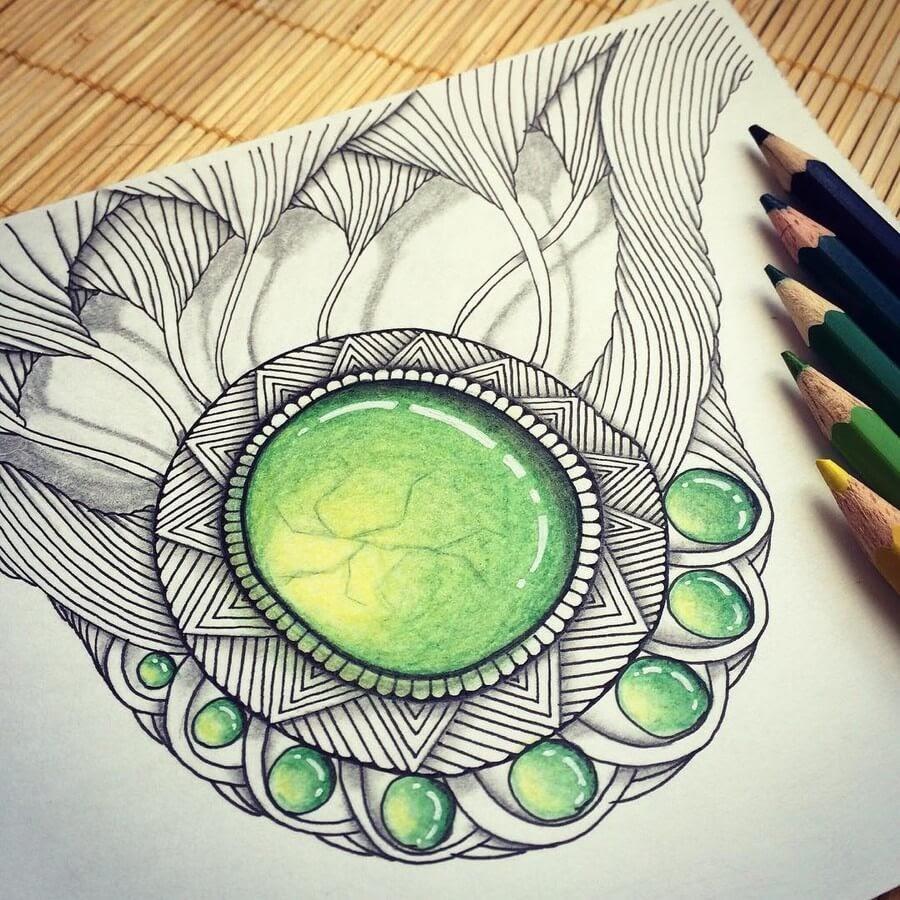 13-Green-Precious-Stone-hello_zenart-www-designstack-co