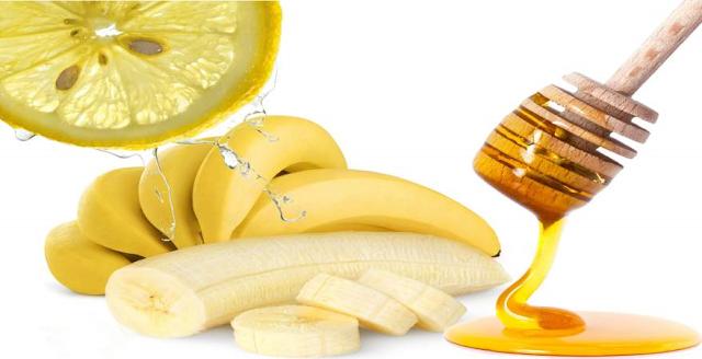 ماسك الموز للبشرة الجافة