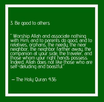 islamic inspirational sayings