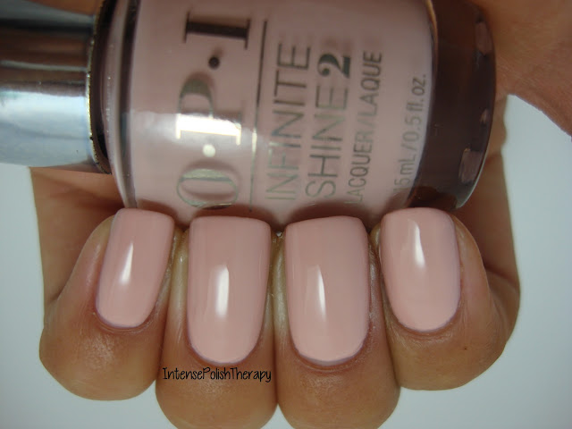 OPI - Infinite Shine - Your Blushing Again