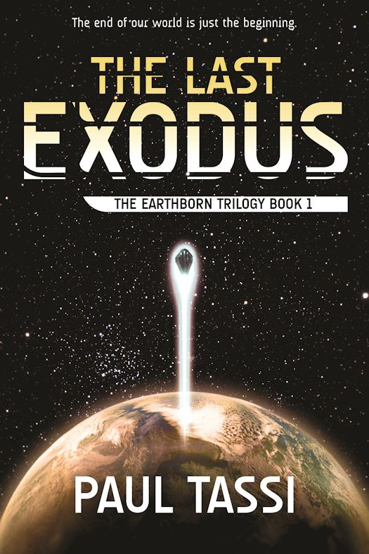 Interview with Paul Tassi, author of The Last Exodus