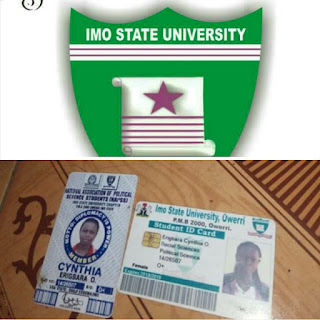 IMSU: Lost And Found Identity Card Of Student