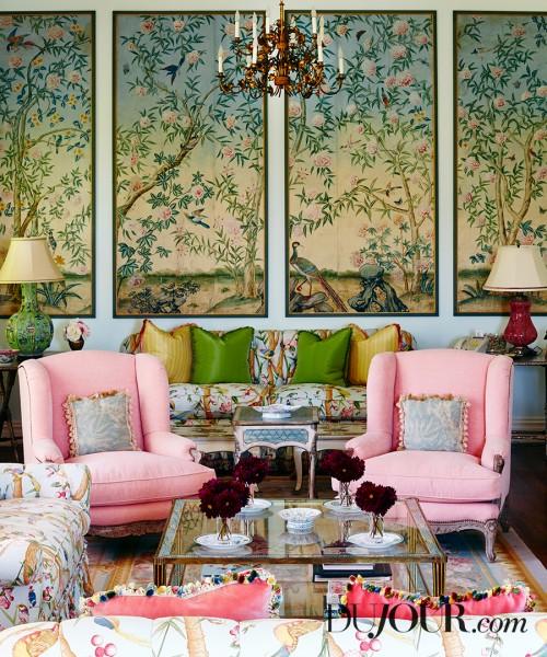 Interior decoration: Trevor and Alexis Swanson Traina, Napa Valley {Cool Chic Style Fashion}