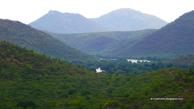 Surrounding Nature View is Extremely Beautiful: Hogenakkal - SRS Photos